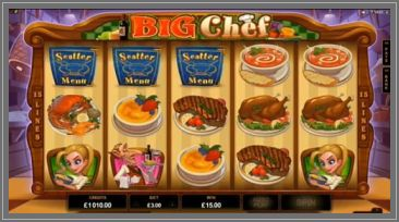 big-chef by Microgaming